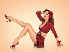 classic pin up poses | Boudoir Photo Shoot Poses at Kaboodle