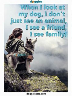I think as my dog as a Faroe dog and part of my family!