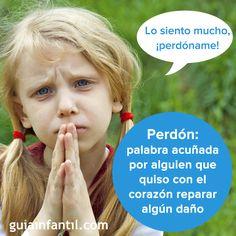 Enseña a tus hijos a pedir perdón...¡es una importante lección! http://www.guiainfantil.com/blog/899/la-dificil-tarea-de-ensenar-a-los-hijos-a-pedir-perdon.html