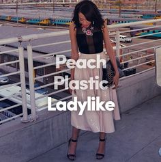 #Peach #Plastic #Ladylike Register and upload your #ThreeWordWardrobe to stand a chance to win Spree shopping vouchers worth R 5 000. T&C apply. l skip.co.za
