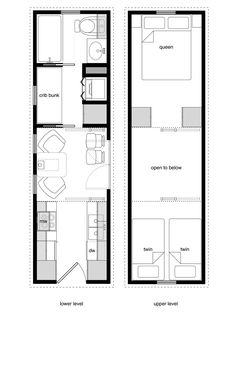 """I got an email the other day from a reader named Whitfield. Whitfield has two children, aged 3 months and 1 1/2 years, and was wondering how might a family of four with two young children find a way to live in a tiny house. Here's part of what Whitfield asked: """"Most tiny home designs …"""