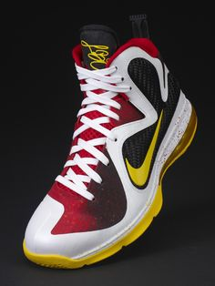 official photos 201f7 c803b Nike LeBron 9  MVP  - First Look - SneakerNews.com