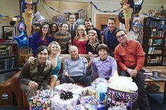 The Big Bang Theory - Episode 9.17 - The Celebration Experimentation (200th Episode) - Promotional Photos