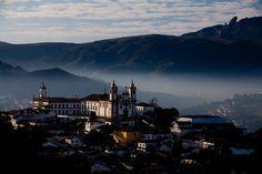 Ouro Preto, Minas Gerais - (via thereisjustoneshot)