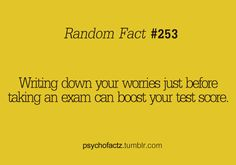 I wonder if this actually works. and if so i should definetly try it since i am takin hard classes this year