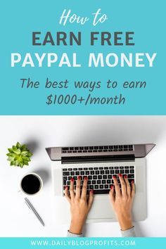 Do you want to earn free Paypal cash online? Enter and discover the best and most profitable ways to earn free Paypal money now. Learn how to start a profitable business online and get paid by Paypal, plus some legit sites that will give you free money fast.