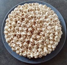Koolhydraatarme mokkataart – Sport Foodblog Gluten Free Almond Cake, Almond Cakes, Köstliche Desserts, Delicious Desserts, Low Carb Recipes, Baking Recipes, Sports Food, Low Carb Sweets, Sweet Pie