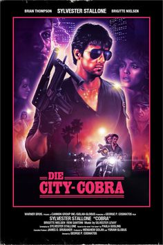 Cobra - Poster artwork by Falcon White