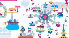 De nouveaux screenshots pour Hohokum - PS4 France