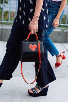The Bags of New York Fashion Week Spring/Summer 2017: Days 1 – 3