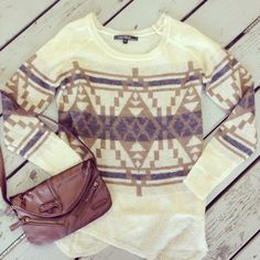 Praire Dream Pullover