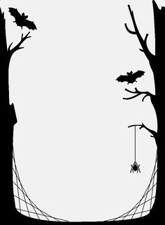 Free download - Halloween frame