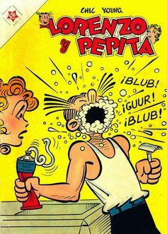 LORENZO Y PEPITA - AÑO IV - N°75