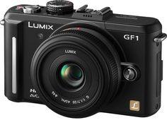 Panasonic's Lumix GF1—a great all-around travel camera