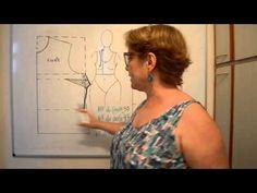 DIY : Como colocar manga com acabamento em viés - Aula 44 - YouTube
