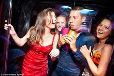 Dance, drink and party your way through the city in St. Petersburg's BarBus
