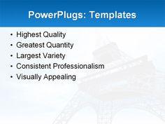 "PowerPoint Template - ""americana, business, cities - Print Slide"