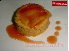 Postre de membrillo con crema de almendras tostadas (sin gluten - sin lactosa)