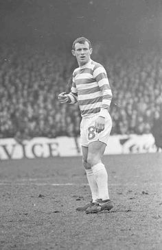 Bobby Lennox of Celtic in 1970.