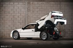 Just looking – Ford RS200