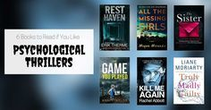 For some of us, psychological thrillers are the kind of books that you can't read rightbefore bed, unless you want to lie awake questioning the lives and motives of those around you. The characters in these books are often deep and dark, and the stories will keep you guessingat the... Read More