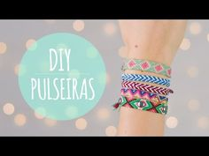 Pulseiras da amizade | Friendship Bracelets - YouTube