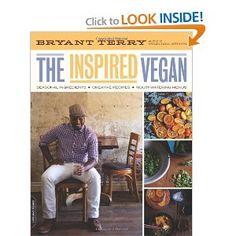 The Inspired Vegan, Bryant Terry