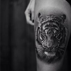 Idea #1 for thigh tattoo