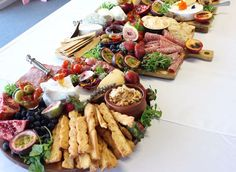 Tropical cheese platter from a 40th Birthday Tropical Soiree on Kara's Party Ideas | KarasPartyIdeas.com (13)