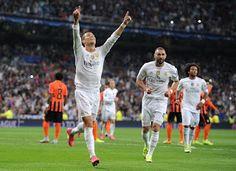Blog Esportivo do Suíço:  Liga dos Campeões - Fase de Grupos - 1ª Rodada: Cristiano Ronaldo supera Messi e Real atropela Shakhtar