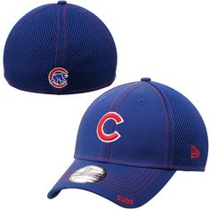 Chicago Cubs New Era Mascot Neo 39THIRTY Flex Hat - Royal Blue