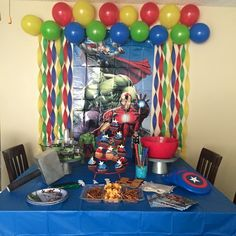 Avengers party  Avengers birthday  Marvel party Avengers Birthday, I Party, Cake Pops, Cake Pop, Cakepops