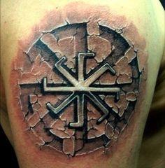 Slavic Pagan Tattoos