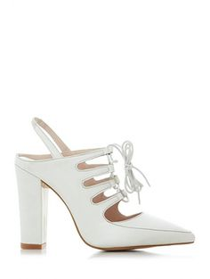 SHARE & Get it FREE | Hollow Out Slingback Lace-Up SandalsFor Fashion Lovers only:80,000+ Items • New Arrivals Daily Join Zaful: Get YOUR $50 NOW!