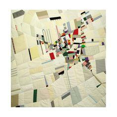 modern crazy quilt