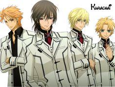 Render Vampire Knight - Renders VK ,Vampire Knight ,night classe