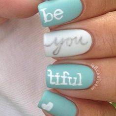 Be you tiful nails :):)