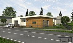 TarcH - Moderný bungalov 9