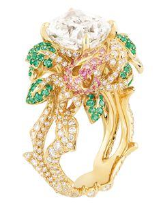 Dior PRÉCIEUSES ROSE RING