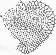 Note that this pattern romantic American support store, much like crochet think detales make all the difference in special en. Crochet and Graphs: Carpet heart with flowers and dragonflies - GRAPH Standard yellow heart set on crochet with graphic - Croche Filet Crochet, Crochet Motifs, Crochet Diagram, Crochet Squares, Crochet Chart, Thread Crochet, Love Crochet, Crochet Doilies, Crochet Flowers