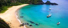 PEDRO HITOMI OSERA: Site de viagens lista as melhores praias do Brasil...