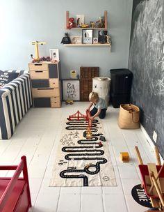 My scandi-inspired playroom