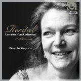 """Lorraine Hunt Lieberson, """"Recital at Ravinia,"""" album cover, 2009"""