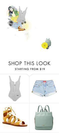 """Bright Lights"" by po8grl ❤ liked on Polyvore featuring Moschino, Dolce Vita and FOSSIL"