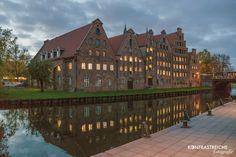 Lübeck Salzspeicher. Foto: Daniel Spicker