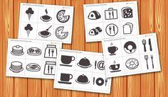 Карточки для развития зрительной (фотографической) памяти. Раннее развитие. Шичида.