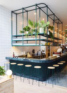 ASH NYC Designs Rye Brook's New Dig Inn Eatery - Design Milk