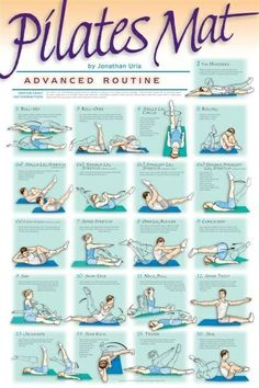 Pilates workout!