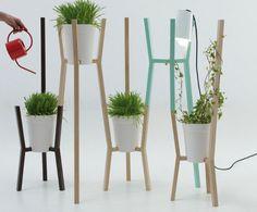Modular indoor garden...