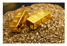 gold silver around the world: Gold Prices And Miners Are Dropping, As Expected
